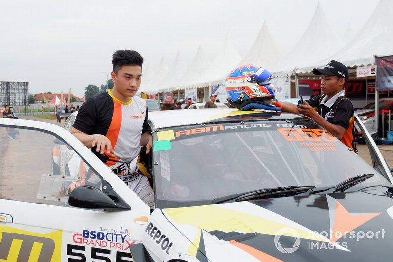 Gerhard Lukita, ABM Motorsport