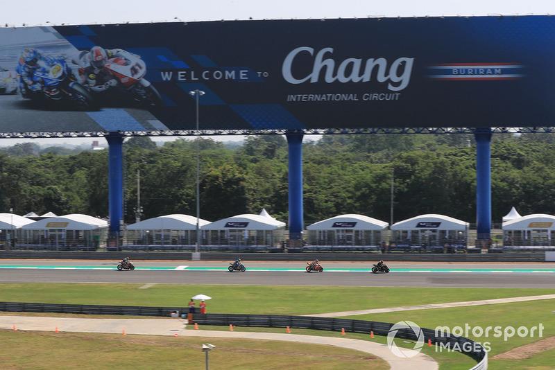 #3: Chang International Circuit (Thailand) - 181,982 km/h