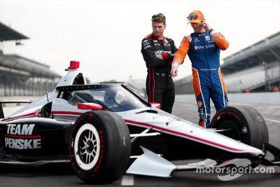 Aeroscreen Indianapolis - Testy