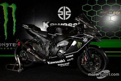 Kawasaki lansmanı