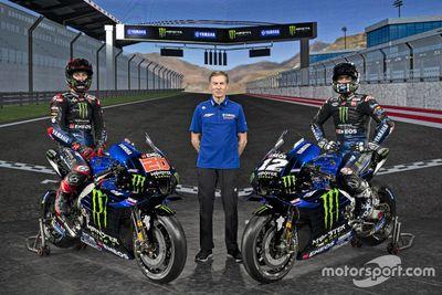 Yamaha Factory Racing lancering