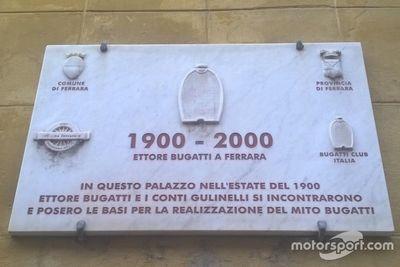 Bugatti: la vera storia della nascita del mito