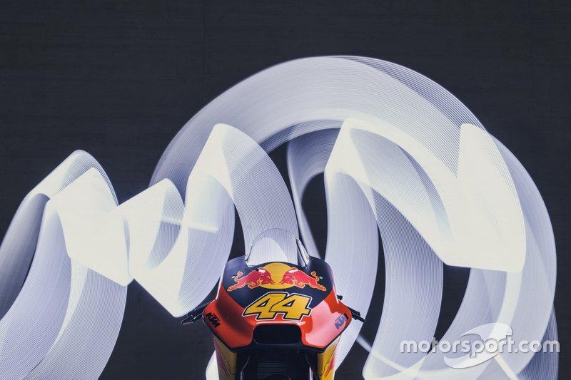 Moto de Pol Espargaro, Red Bull KTM Factory Racing