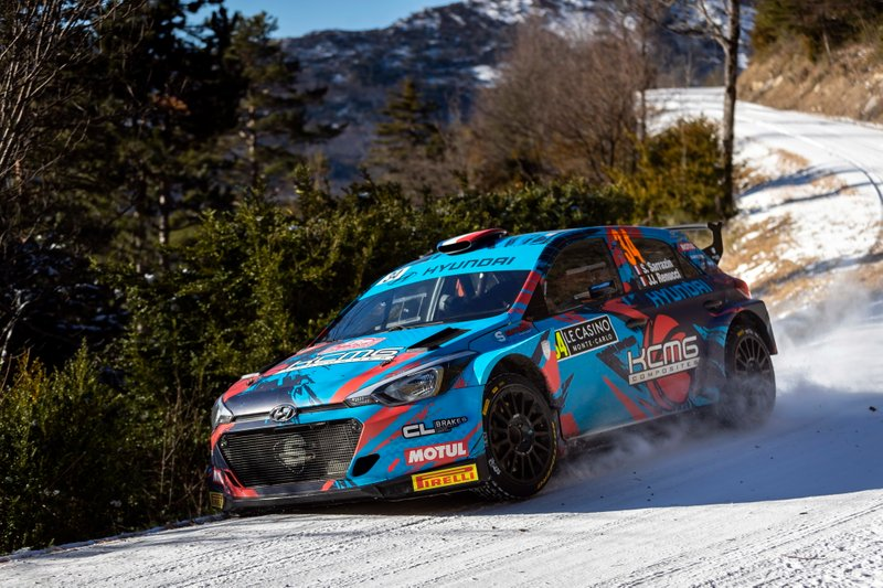 Stéphane Sarrazin, Jacques-Julien Renucci, Hyundai i20 R5