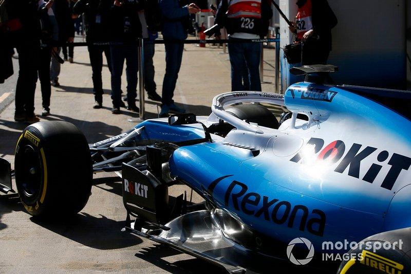 La Williams FW42