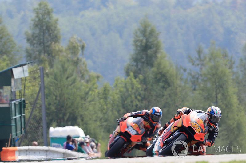 Bradley Smith, Pol Espargaro, Red Bull KTM Factory Racing