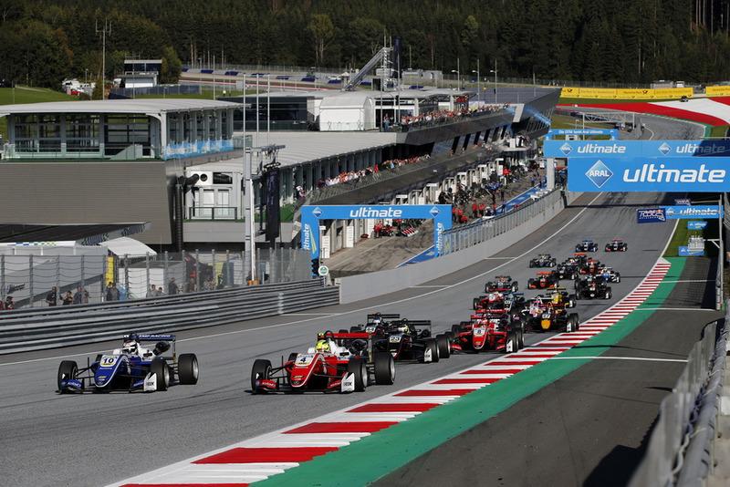 Mercedes-Benz, Mick Schumacher, PREMA Theodore Racing Dallara F317 - Mercedes-Benz