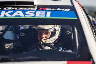 Отт Тянак, Toyota Yaris WRC, Toyota Gazoo Racing
