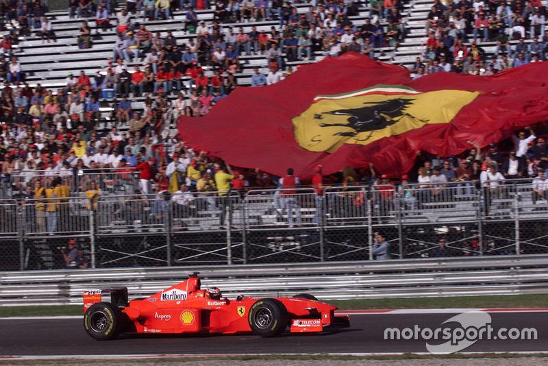 1998 意大利大奖赛