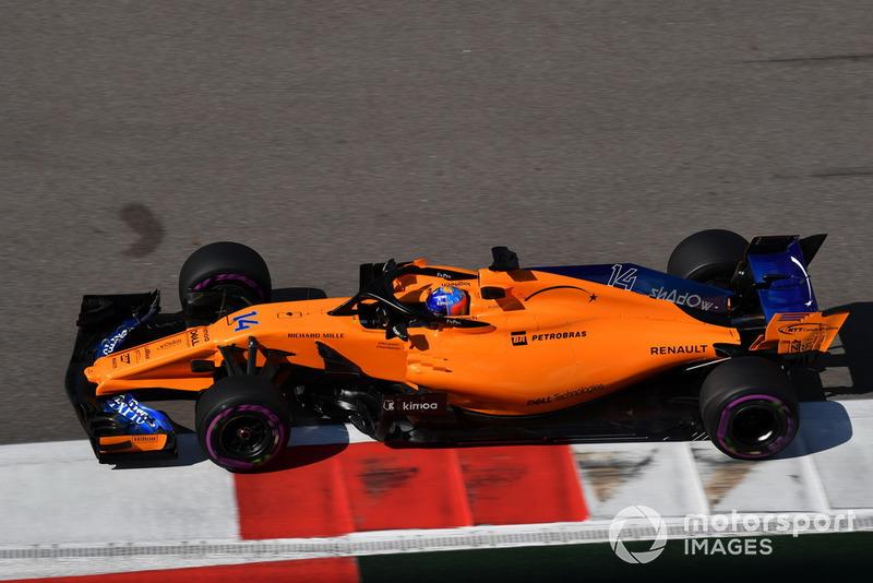 9. Фернандо Алонсо, McLaren — 50