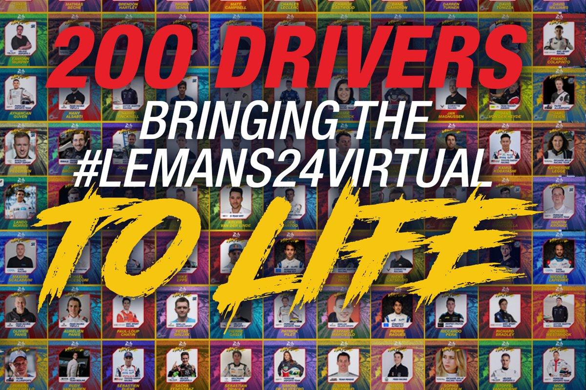 24h di Le Mans Virtuale