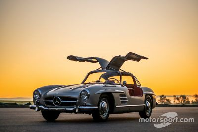 RM Sotheby's collector car auction