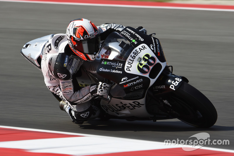 15. Yonny Hernandez, Aspar Racing Team