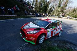 Giandomenico Basso e Lorenzo Granai, Ford Fiesta R% LDI, BRC