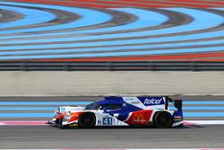 #41 Greaves Motorsport Ligier JSP2 - Nissan: Memo Rojas, Julien Canal