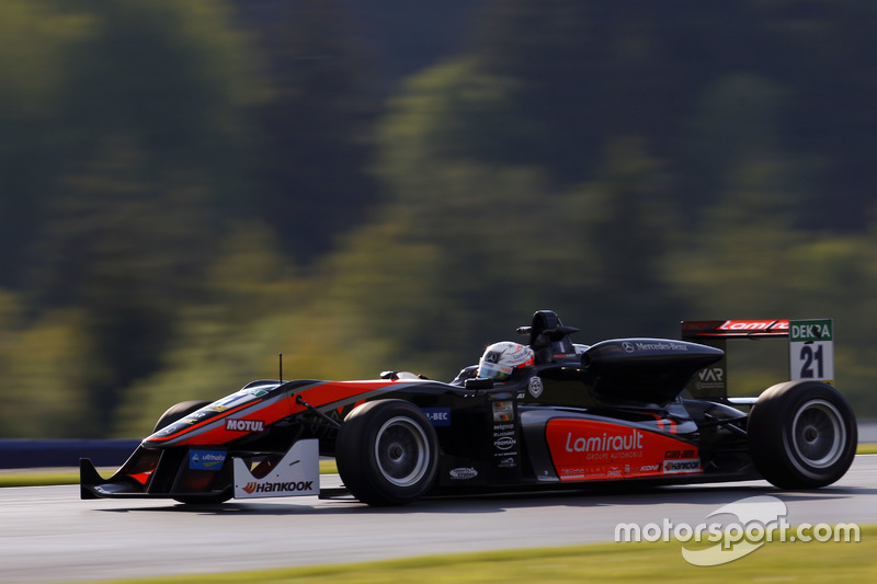 Anthoine Hubert, Van Amersfoort Racing Dallara F312 – Mercedes-Benz