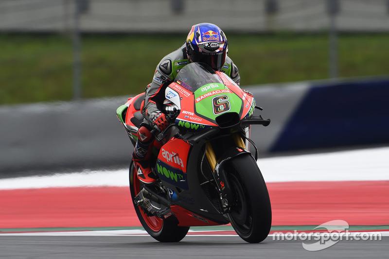 21. Stefan Bradl, Aprilia Gresini Racing Team