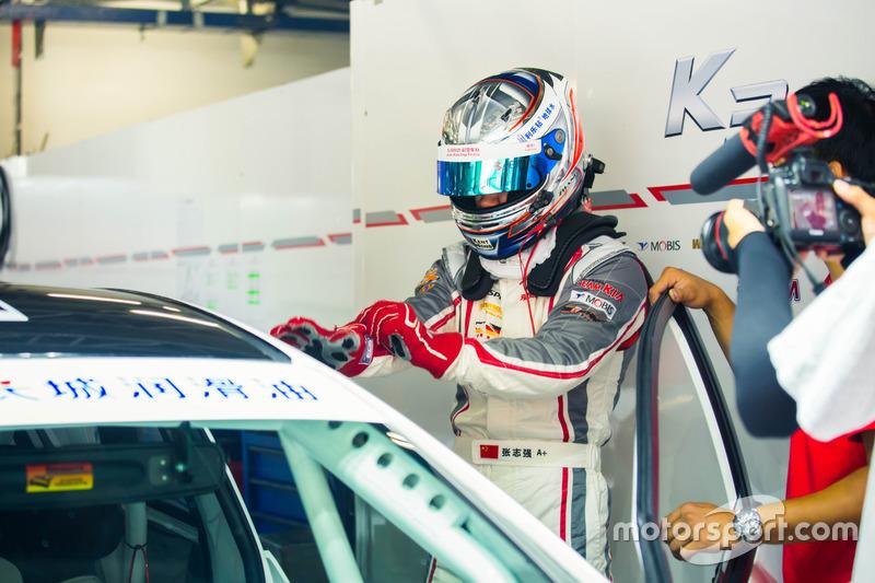 Jason Zhang ,KIA K3