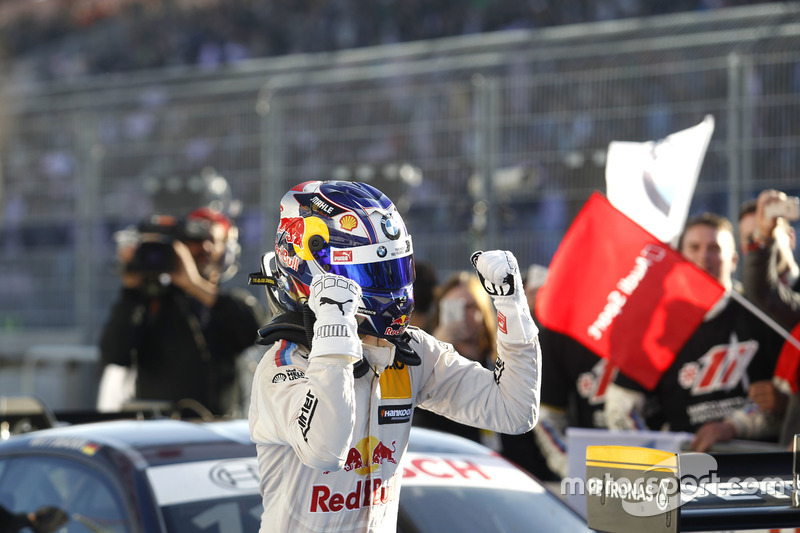 Champion 2016, Marco Wittmann, BMW Team RMG, BMW M4 DTM