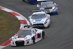 #75 ISR, Audi R8 LMS: Marlon Stockinger, Frank Stippler, Filip Salaquarda