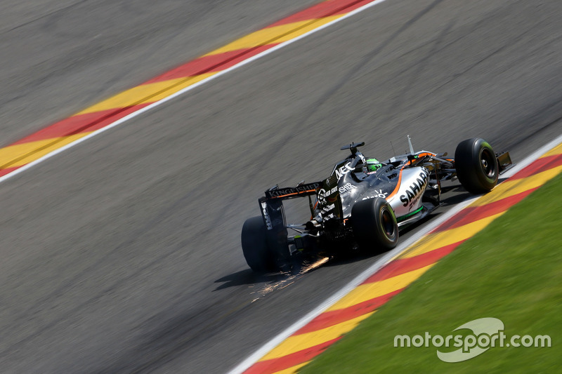 Nico Hülkenberg, Sahara Force India