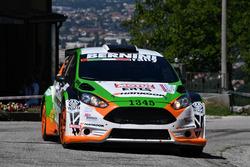 Simone Tempestini, Giovanni Bernacchini, Ford Fiesta R5, Winners Rally Team