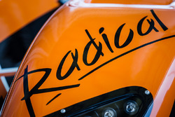 Detail of the Radical car that will participate in the 2017 Race of Champions in Miami at the Marlins Park