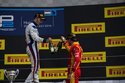 Sergey Sirotkin, ART Grand Prix und Norman Nato, Racing Engineering