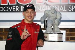 Race winner Kyle Benjamin