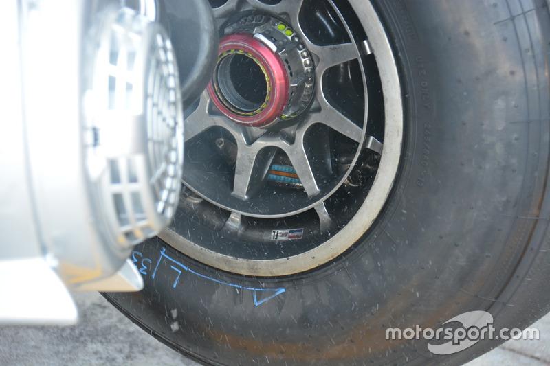 Red Bull Racing RB12, Rim