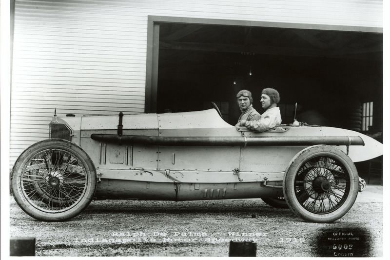 1915: Ralph DePalma