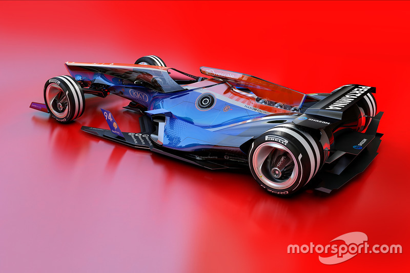 Concept Manor Racing 2030