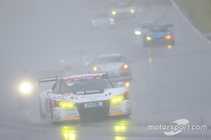 Oliver Bender, Rene Steurer, Andreas Weishaupt, Audi R8 LMS