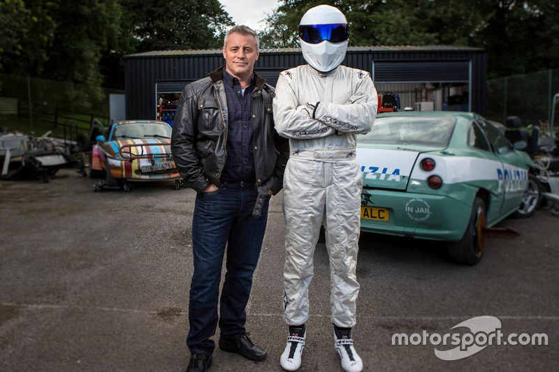 Matt LeBlanc se une a Top Gear