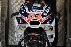 Tito Rabat, Avintia Racing Ducati, wings