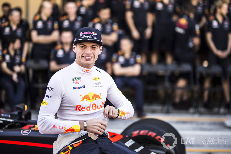 Confirmado: Max Verstappen (Holanda)