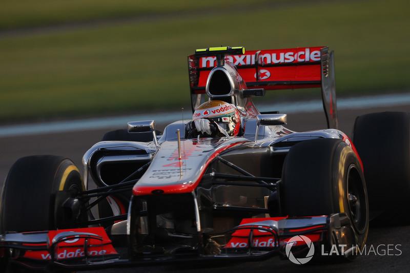 49º: McLaren MP4-27 (2012)