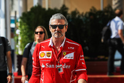 Maurizio Arrivabene, Ferrari Team Principal Maurizio Arrivabene, Ferrari Team Principal
