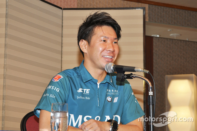 Kamui Kobayashi, Andretti Formula E Team