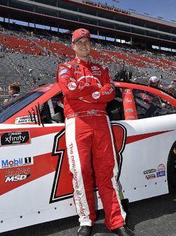 Ryan Preece, Joe Gibbs Racing, Toyota Camry Rheem
