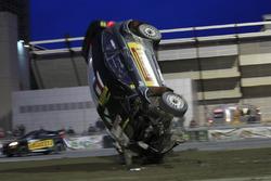 L'incidente di Oliver Solberg, Ford Fiesta WRC