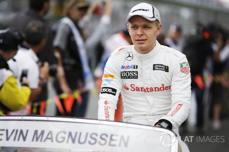 Kevin Magnussen - 2014 Avustralya GP