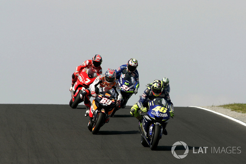 2005: Valentino Rossi, Yamaha YZR-M1