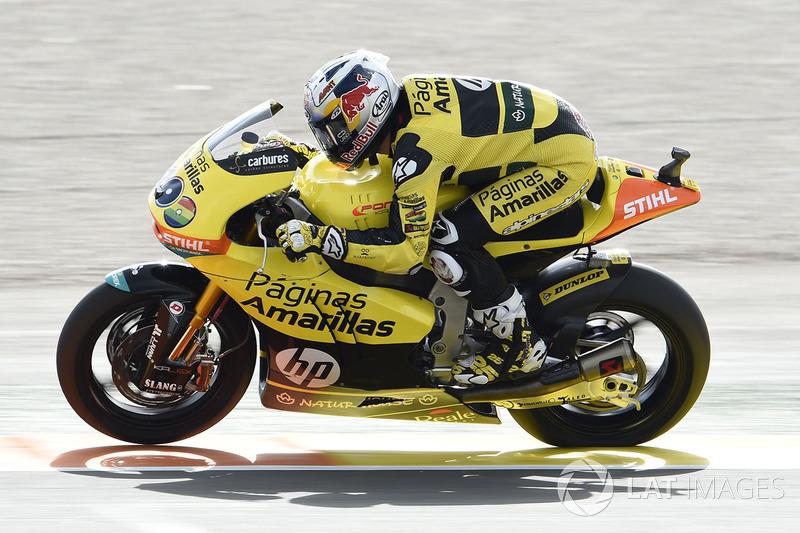 Маверік Віньялес - №40, Moto2, 2014 рік