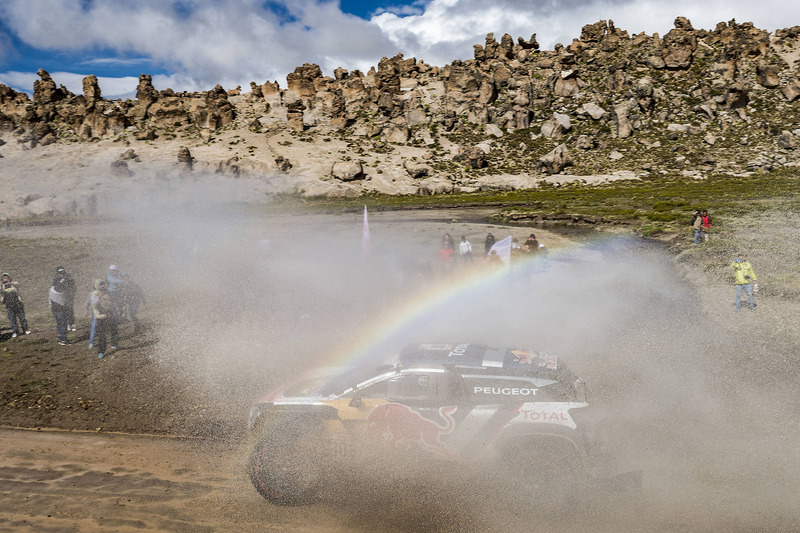 Etapa 6: Bolivia ve la victoria número 30 de Sainz en el Dakar