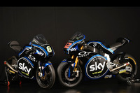 Sky Racing Team VR46, livrea 2018