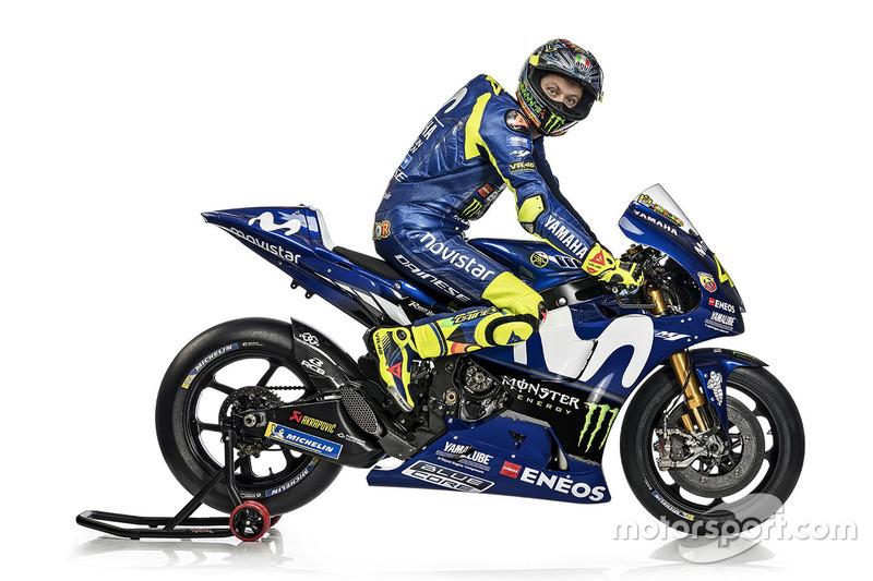 Valentino Rossi, Yamaha Factory Racing 2017