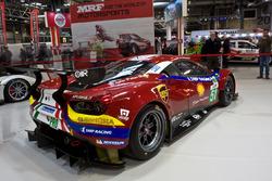 Стенд Ferrari