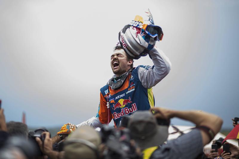 Rally Dakar (motos): Matthias Walkner