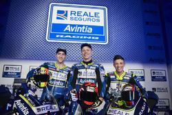 Tito Rabat, Avintia Racing y Xavier Simeon, Avintia Racing, Livio Loi, Avintia Racing